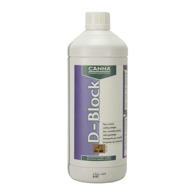 D-Block 1 L de Canna Limpiador de riego por goteo