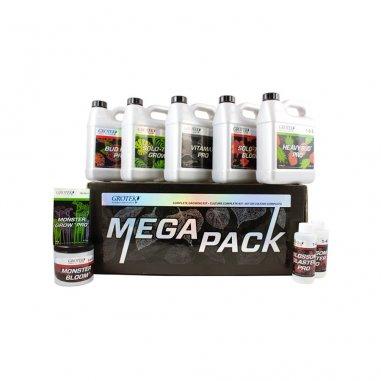 Megapack de fertilizantes Grotek