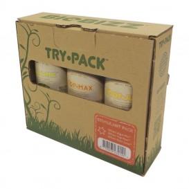 Pack de estimuladores Trypack Stimulant de Biobizz