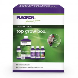 Top Grow Box 100% Bio de Plagron