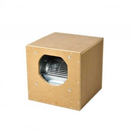 Caja extractora Isobox MDF 250 m3/h