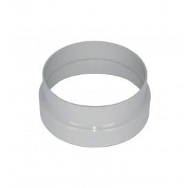 Acople de reducción de plástico Ø125 - 100 mm