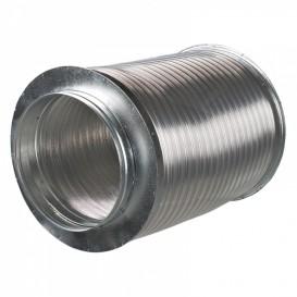 Silenciador flexible Ø100 1000 mm