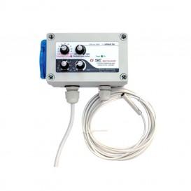 Controlador de histéresis y temp. 1 extractor 1 A GSE