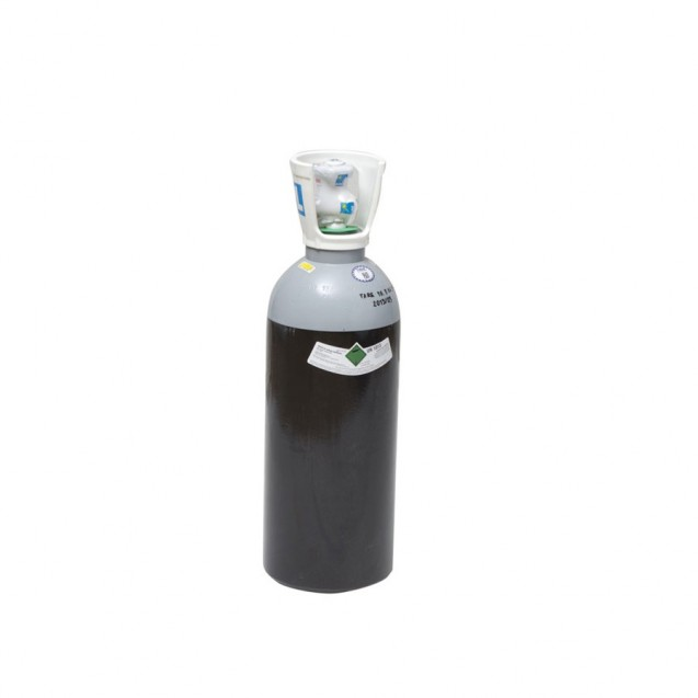 Botella de CO2