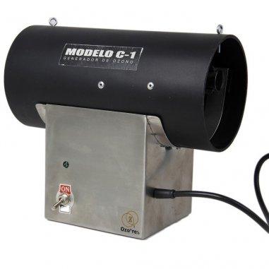Ozonizador Ozotres de conducto C1 Ø125 x L300 mm