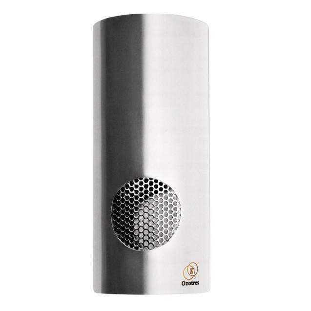 Ozonizador Ozotres de pared clase 1 Ø125 x 250 mm 15 W 30 m2