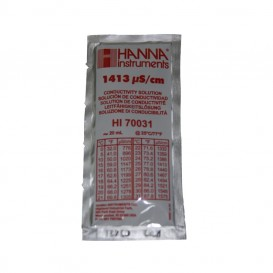 Líquido para calibrar medidor EC 1413 sobre 20 ml