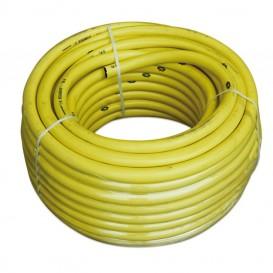 Manguera amarilla antitorsión 25 mm 1 m