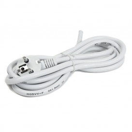 Cable con clavija inyectada 3 x 1